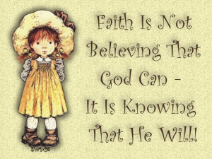 something to think about miracles take faith faith is not believing ...