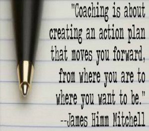 JHM Coaching Quote