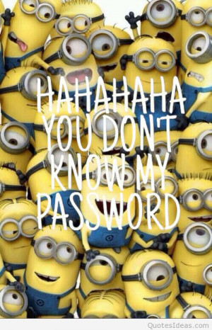 Cute Minion Quotes Sad Minions Quotes on Pictures