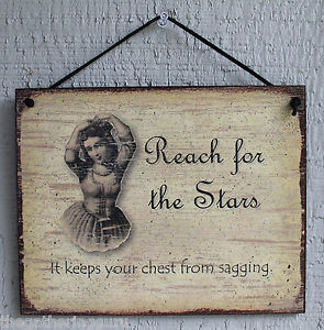 ... -for-the-Stars-Woman-Funny-Humor-Quote-Saying-Wood-Sign-Wall-Decor