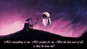 He's Everything To Me ~ Love Quote