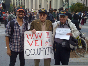 Just a few more of the Occupy Wall Street hippies we've been hearing ...