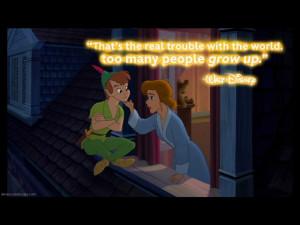 Walt Disney Quote! by JessiPan
