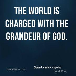 More Gerard Manley Hopkins Quotes