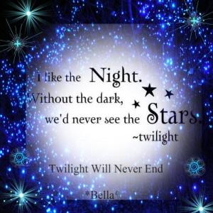 bella's quote