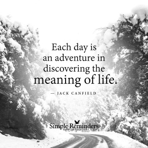 Jack Canfield quote: Everything you want is on the other side of fear.