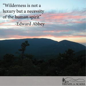 Edward Abbey Friday quote: edward abbey