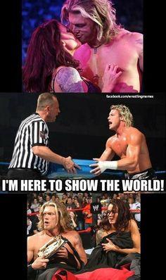 ... meme #wwe #wrestling #edge #lita #dolph ziggler #mitb #wwe