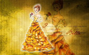 Disney Princess Belle ~ ♥