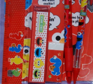 ... Street Four Character Quotes Cookie Monster Elmo Oscar The picture