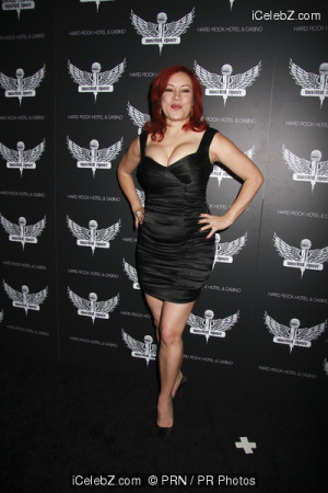 ... Space Rock Club Grand Opening Party - Arrivals Jennifer Tilly photo