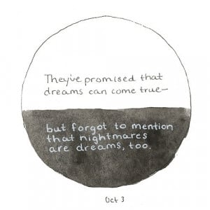 Dreams/Nightmares.
