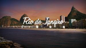 Rio De Janeiro start screen