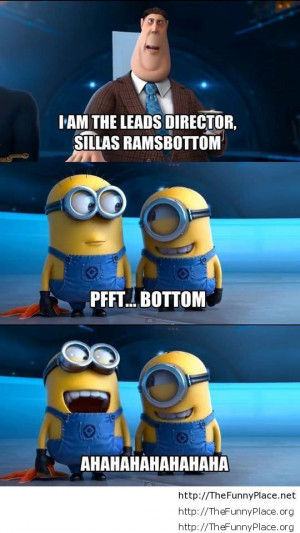 Related Pictures despicable me minions funny sayings