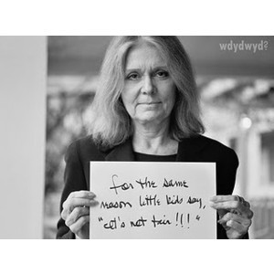 Muse: Quotes - Gloria Steinem