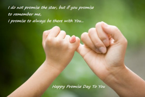 Happy Promise Day Quotes For Him, Her, Girlfriends, Boyfriends