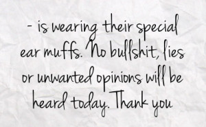 Unwanted Opinions Quotes