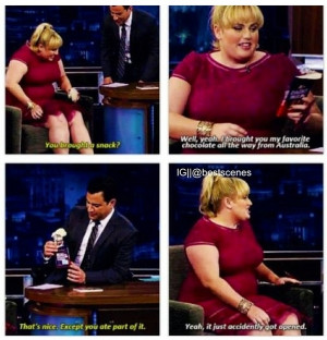 Rebel Wilson Funny Quotes
