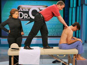 Rolfing Massage Part 2 – Sessions 2,3 – Dr. Oz Approved