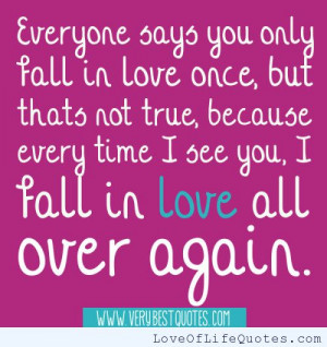 ... fall in love once some times you fall before you fly socrates quote on