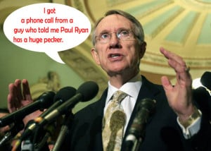 Harry Reid's Latest Accusation