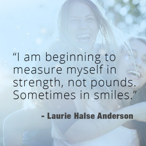 Eating Disorder Recovery Quote