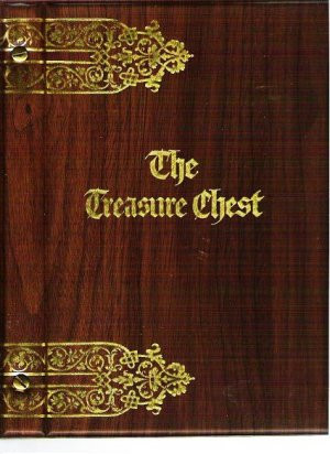 ... Treasure Chest Edited by Charles Wallis As New Poems Prayers Quotes