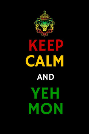 CALM AND YEH MON. Why not sample the 'chilled out' charm of Jamaica ...