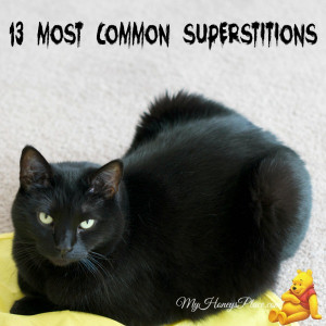 Rabbit Foot Superstition