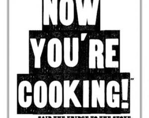... Quote Print. Funny Kitchen Wall Art. Kitchen Decor. Word Art Mini