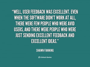feedback quotes