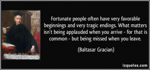 More Baltasar Gracian Quotes