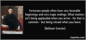 More Baltasar Gracian Quotes