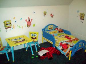 Famous house Funny Spongebob Bedroom Design design ideas