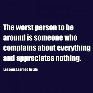 Quotes   Negative People   Negativity I don't like to be around ...