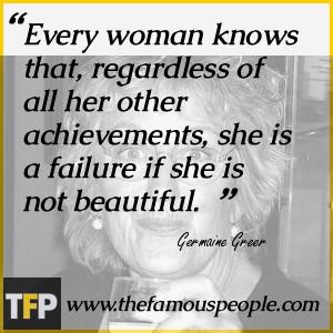 Germaine Greer Biography