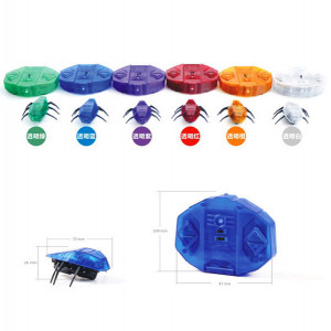 Funny Gadgets Electronic Remote Control Beetle City Toys Best Gifts