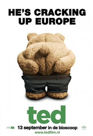Re: Ted, ¿Seth MacFarlane se pasa al cine?