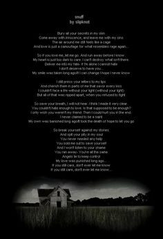 slipknot quotes   Snuff By Slipknot Image - Snuff By Slipknot Graphic ...