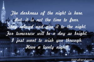 Night Messages Jokes For...
