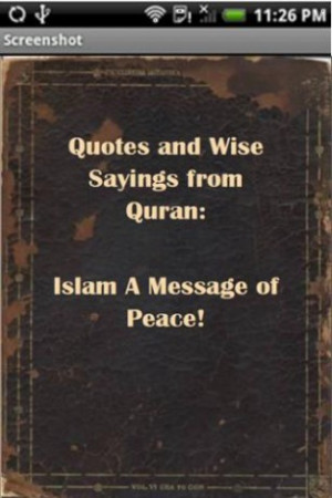 Comments and ratings for Quran Quotes and wise Sayings