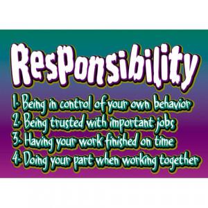 Human responsibilities are theuniversal responsibilities of human ...