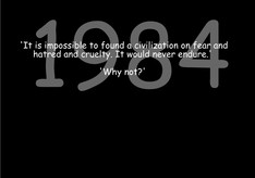 Quotes 1984 George Orwell Knowledge HD Wallpaper