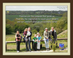 Inspirational Blended Family Quotes They are the inspiration to