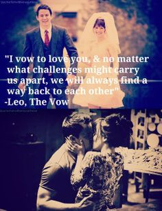 The Vow Movie Quotes | ... the vow rachel mcadams paige channing tatum ...