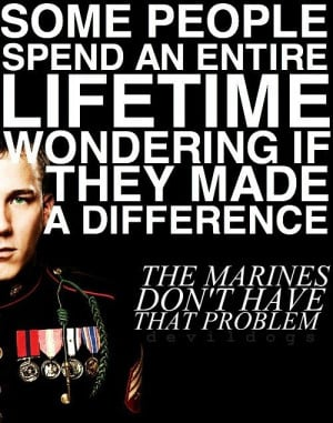 Marine corps quotes, best, sayings, cool, life