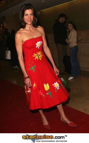 Wendie Malick Actress Wendie Malick Attends The Humane Society Of The