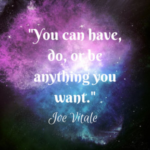 Joe Vitale Quotes about the Law of Attraction