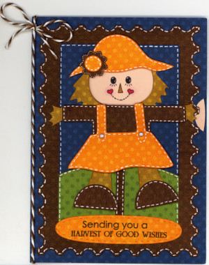 scarecrow sayings