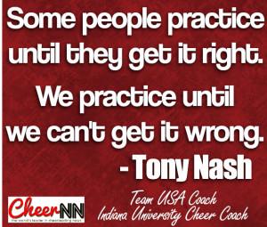 Cheer Coach Spotlight – Tony Nash